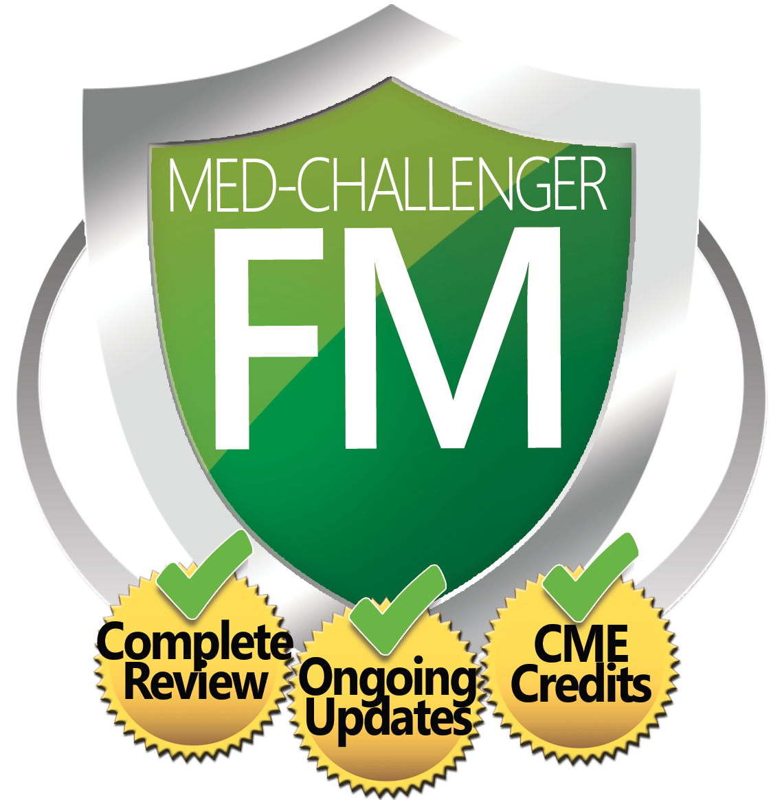 Emergency Medicine Board Review, Med-Challenger EM, Complete Review, Ongoing Updates, CME Credits