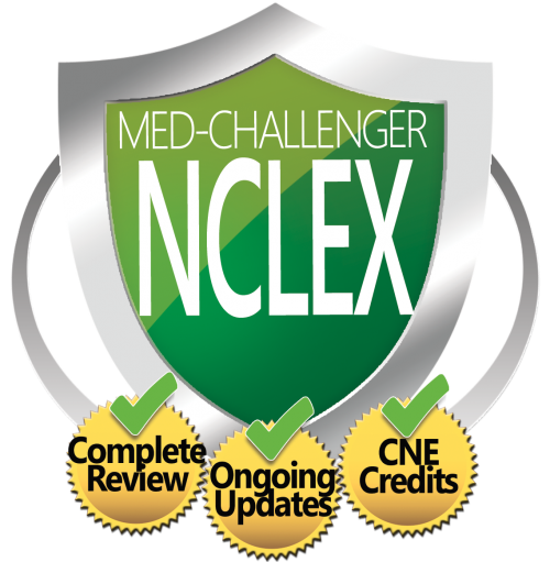 Prepare for NCLEX with Med-Challenger