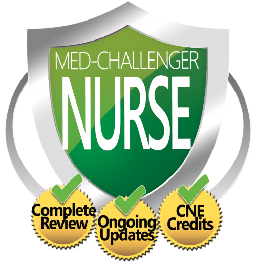 Med-Challenger, Online Medical Education, Nursing Review, NCLEX Review