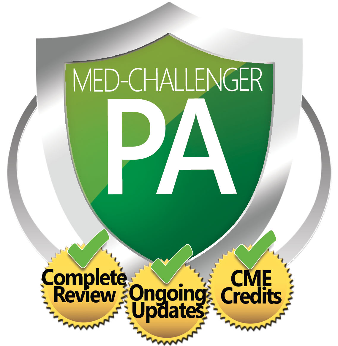 Physician Assistant Board Exam, Med-Challenger PA