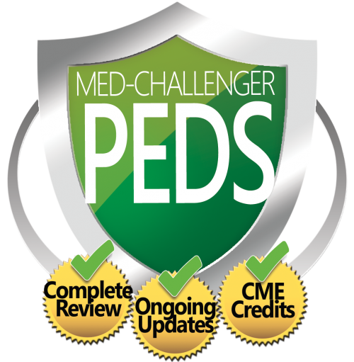 ABP pediatric medicine board review with CME credit
