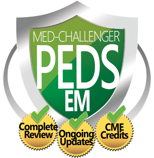 Pediatric Emergency Medicine Board Review, Med-Challenger PEDS EM