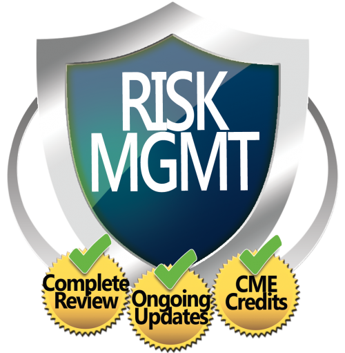 """Risk Management """"Law for Doctors"""" CME course  from Med-Challenger and Law-4-Docs"""