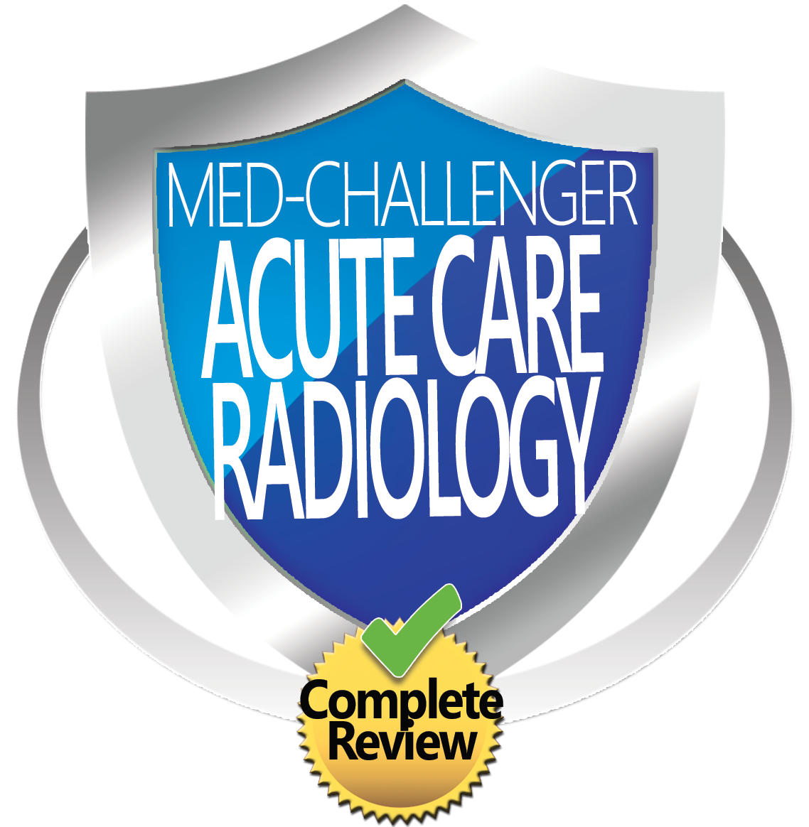 Acute Care Radiology Skills Review, Med-Challenger Acute Care Radiology, Complete Review