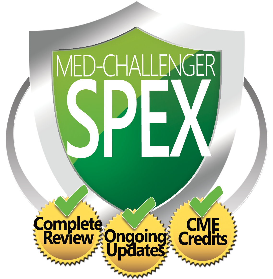 Special Purpose Exam Review, Med-Challenger SPEX, Complete Review, Ongoing Updates, CME Credits