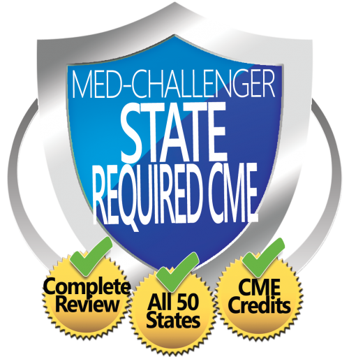 Med-Challenger State Required CME