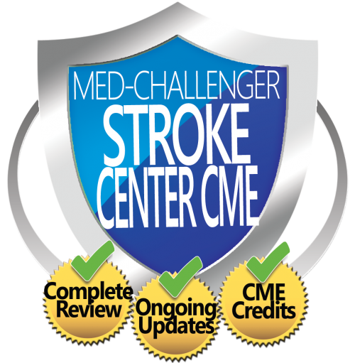 Stroke CME Requirements course