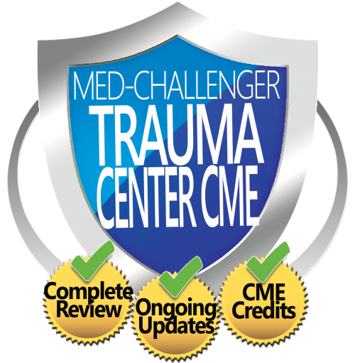 Trauma CME Requirements course