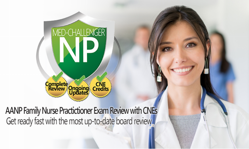 New Nurse Practitioner Exam Review Aanp Ancc Fnp Course With Cnes