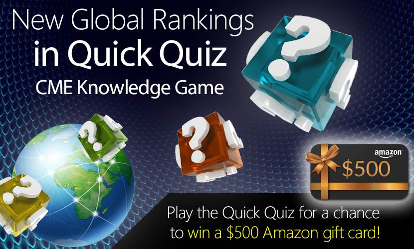 Play the Med-Challenger Quick Quiz now with global rankings and new prizes!