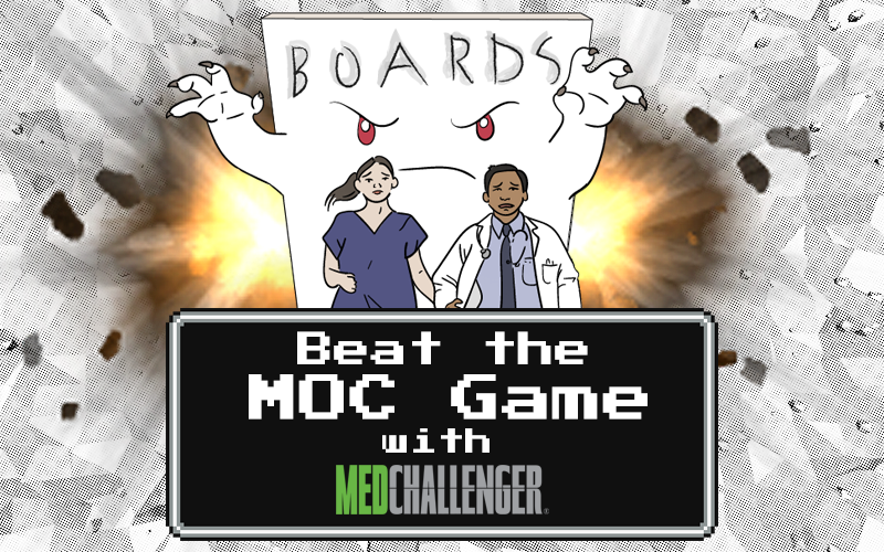 Med-Challenger, Earn CME, CME Requirements, MOC requirements, best board review, online medical education