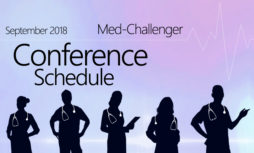 Med-Challenger, Medical Education Conference, Conference Schedule, CME Conference