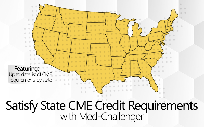 state CME course for physician state CME