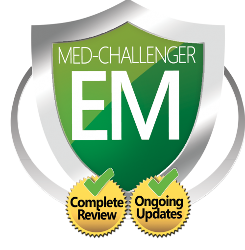 emergency medicine initial certification and concert exam review