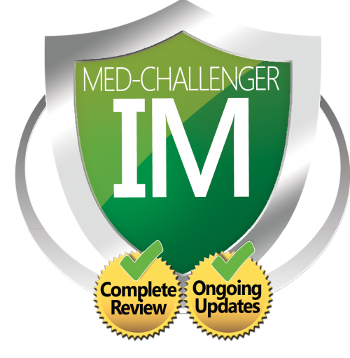 internal medicine initial certification board review
