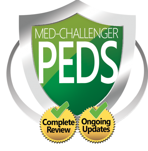 pediatric medicine initial certification board review