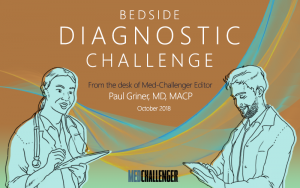 Subscribe to Med-Challenger's Medical Education blog for free diagnostic case challenges!