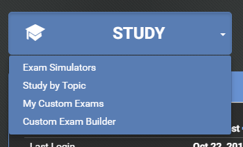 Study and Review menu