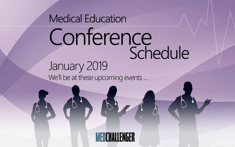 Conference Schedule January 2019