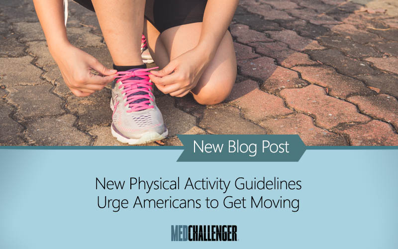 Updated physical activity guidelines