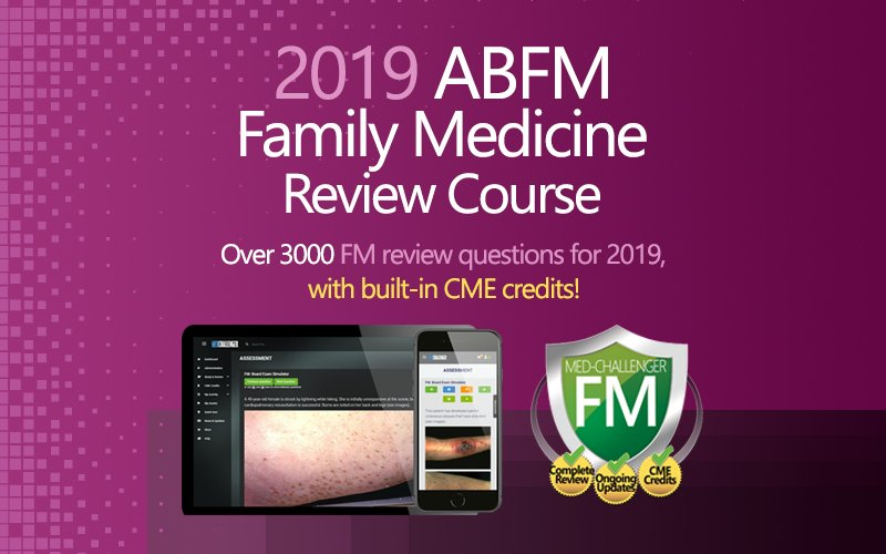 2019 family medicine exam review