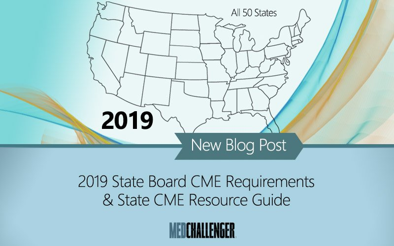 CME requirements by state
