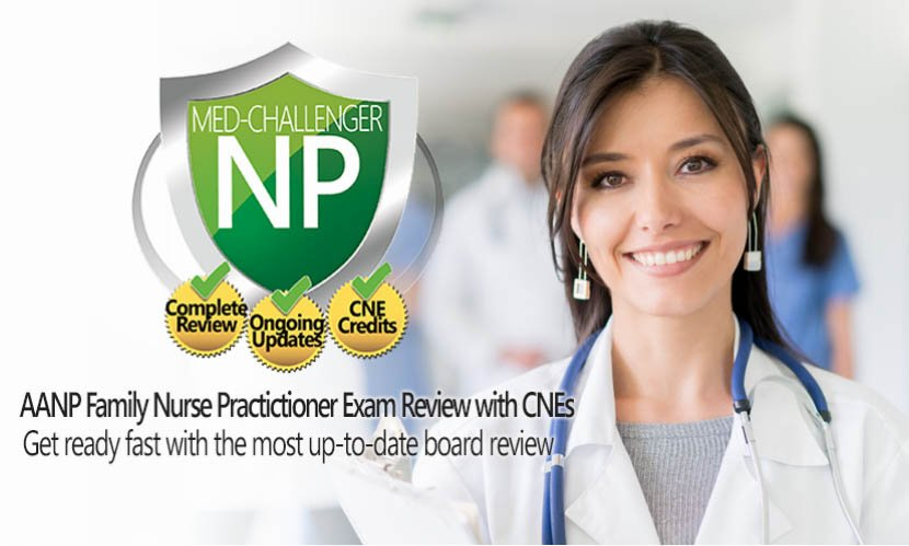 Online Nurse Practitioner Review Course - AANP And ANCC Certification