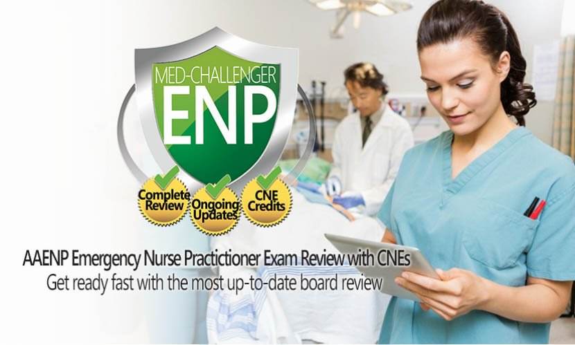 aaenp emergency nurse practitioner review course ancc contact hour cne