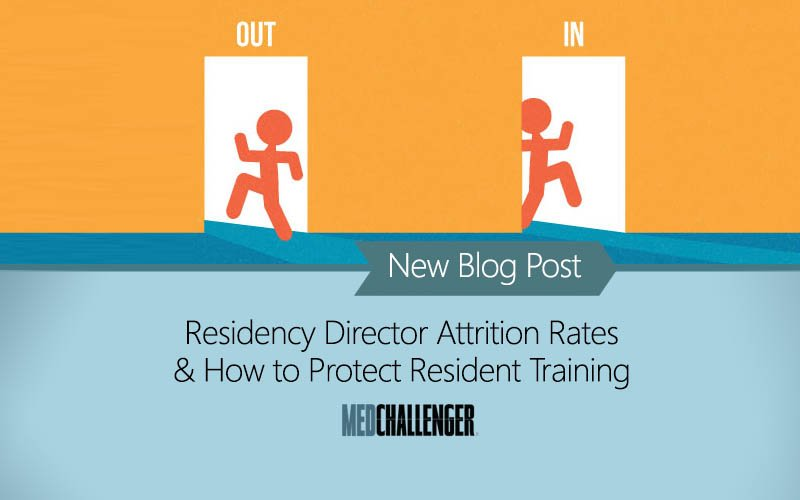 Protect your residency program from residency director attrition