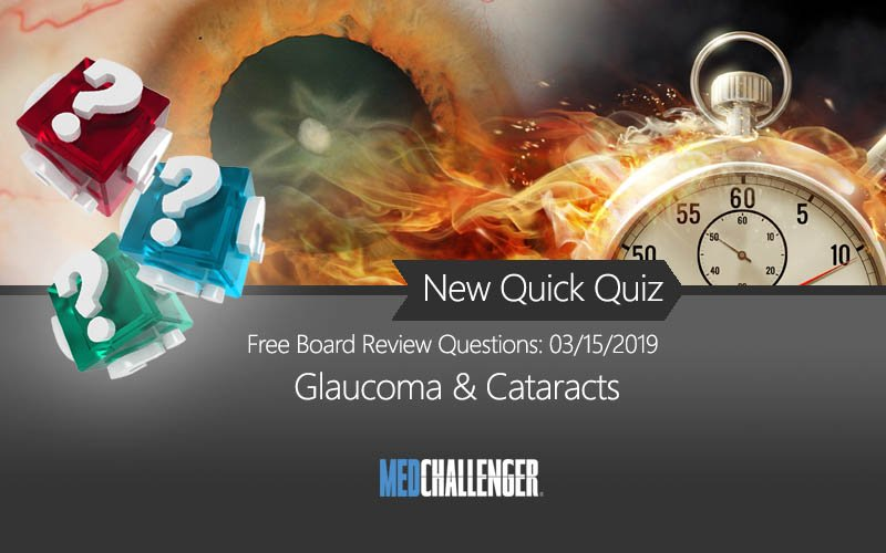 free board review questions - eye disorders