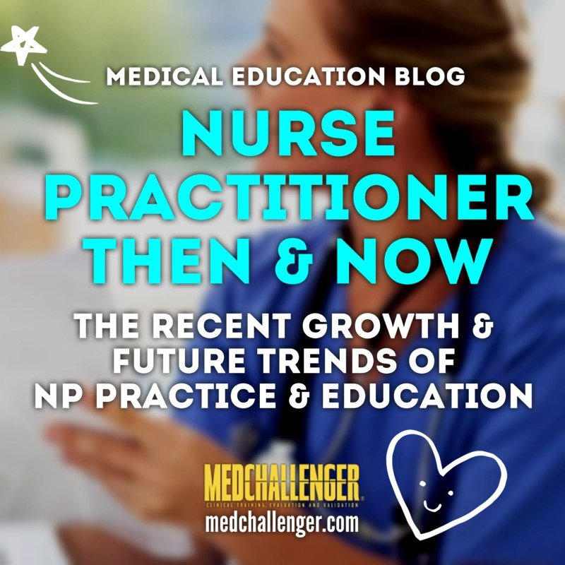The nurse practitioner then and now - recent growth and future trends in NP practice and NP education