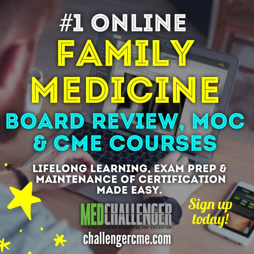 Best family medicine exam review, best ABFM exam review, 2020 Family Medicine Certification exam prep