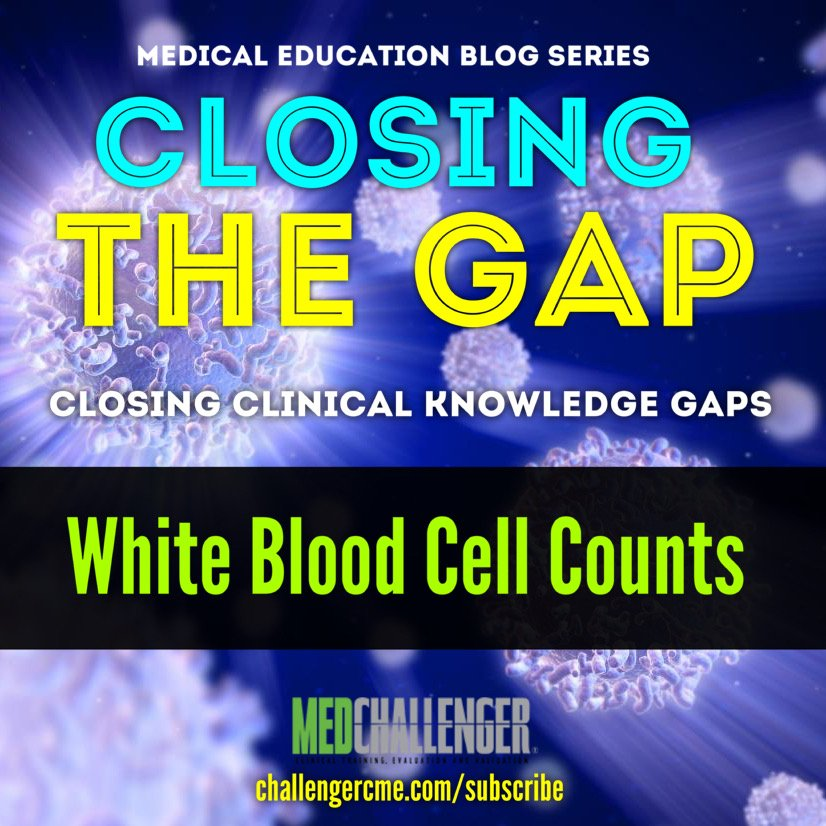 White blood cell counts - what you might not know about WBC counts