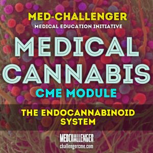 medical cannabis cme course - endocannabinoid system