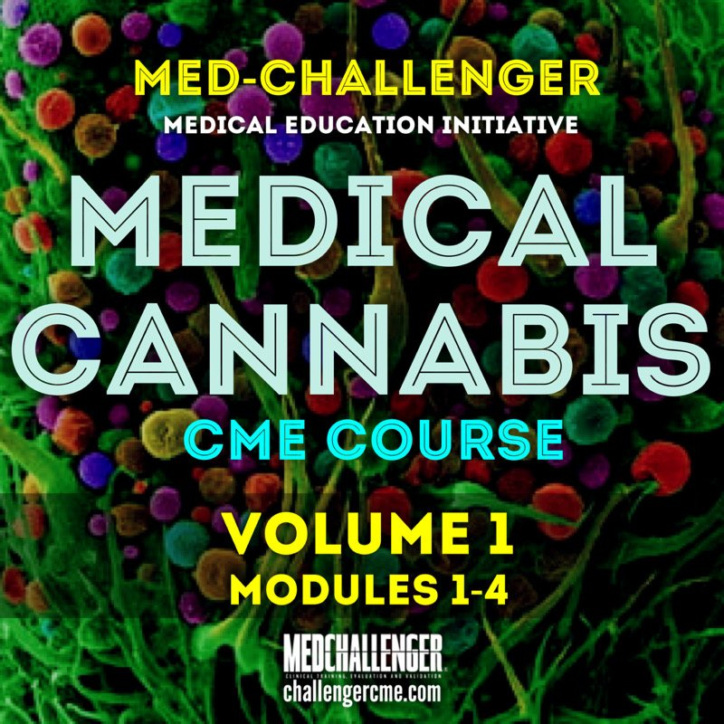 Medical cannabis CME course for physicians