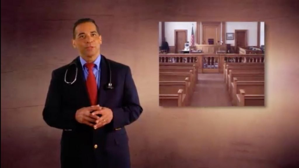 law for doctors video risk management cme course for physicians