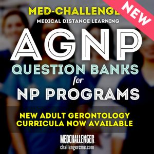 New Adult Gerontology AGNP Distance Learning Curricula for Nurse Practitioner Programs
