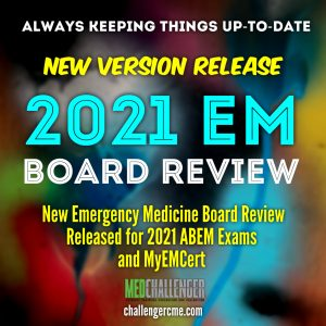 2021 ABEM Board Review for Qualifying and ConCert Exams + MyEMCert